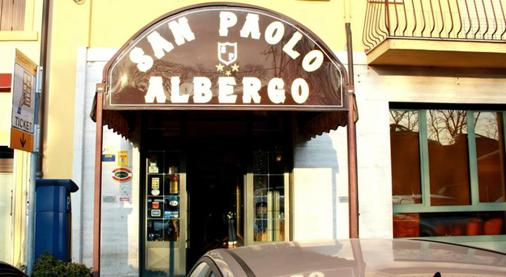 Hotel San Paolo - Ferrara - Näkymät ulkona