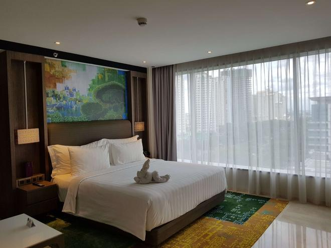Grand Mercure Jakarta Kemayoran - Τζακάρτα - Κρεβατοκάμαρα