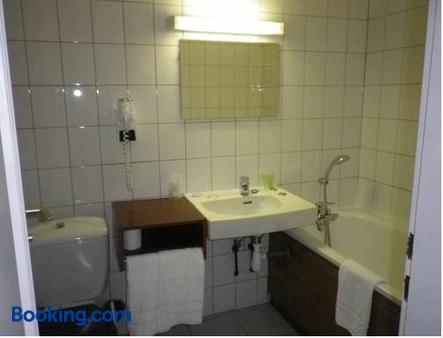Citotel Les Vosges - Obernai - Salle de bain