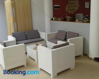 Cala da Lua apartments - Sal Rei - Living room