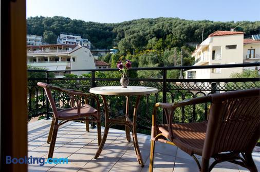 Villa Coralli - Πάργα - Μπαλκόνι