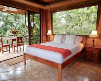 Arbol Verde Ecolodge - Ojochal - Bedroom