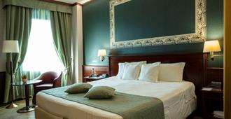 Best Western Antares Hotel Concorde - Milan - Phòng ngủ