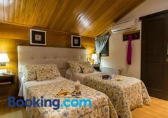 Hotel Recanto Da Serra - Gramado - Phòng ngủ