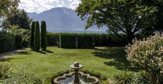 Villa Kruger Boutique B&B - Montreux - Outdoor view