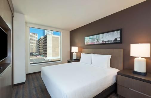 Hyatt House Denver Downtown - Denver - Phòng ngủ