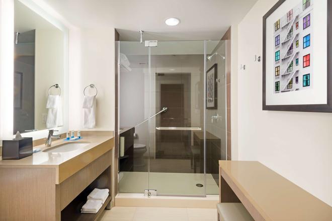 丹佛市中心凱悅之家酒店 - 丹佛 - 丹佛 - 浴室