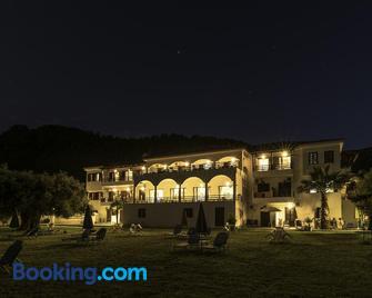 Hotel Sylvia - Kinira - Gebäude