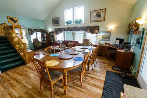 Minnie Street Inn - Fairbanks - Dining room