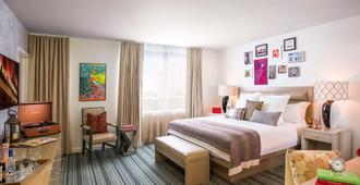 The Redbury South Beach - מיאמי ביץ' - חדר שינה