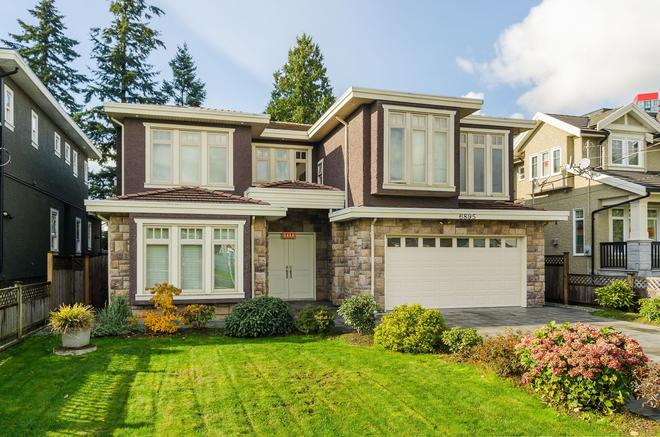 Imperial House Bed And Breakfast - Burnaby - Building