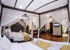 Vigan Plaza Hotel - Vigan City - Schlafzimmer