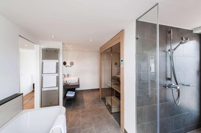 Bergheim 41 Hotel im Alten Hallenbad - Heidelberg - Bathroom