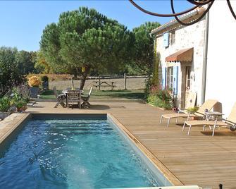 Les Épis Du Vent - Saint-Aubin-le-Cloud - Pool