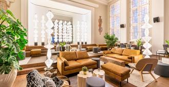 Mosaic House Design Hotel - פראג - טרקלין