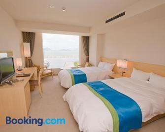 Hotel Uminpia - Oi - Bedroom