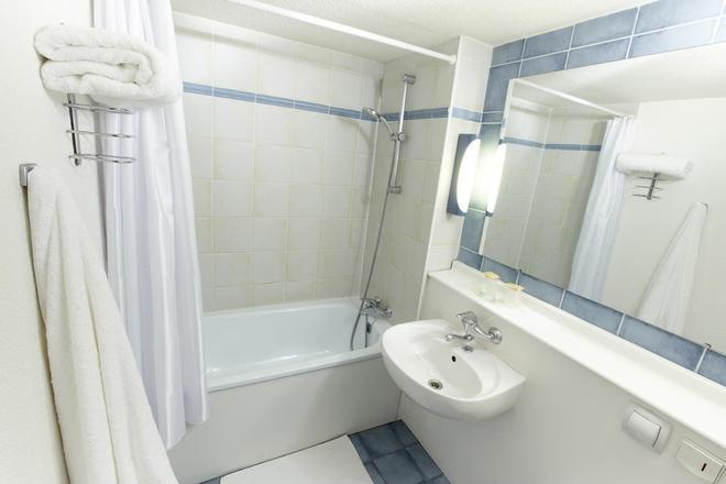 Hotel Campanile Cherbourg - La Glacerie - Cherbourg-Octeville - Kylpyhuone