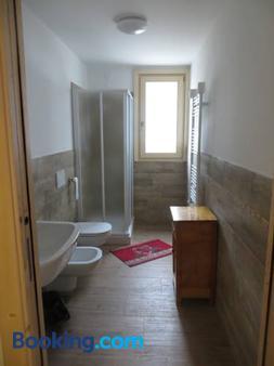 Olimpic Hostel - Schilpario - Bathroom