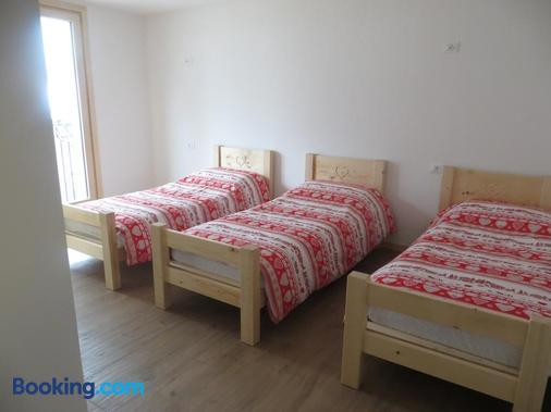 Olimpic Hostel - Schilpario - Bedroom