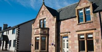 Alban and Abbey House - Inverness - Edificio