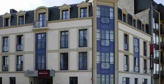 Mercure St Malo Front De Mer - Saint-Malo - Gebäude
