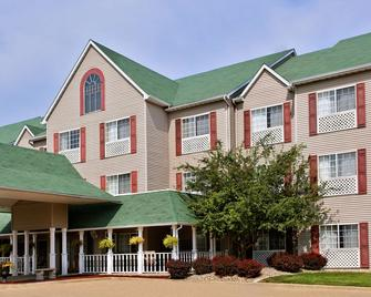 Country Inn & Suites by Radisson, Decatur, IL - Decatur - Building