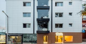 Hotel Santa Isabel - Fátima - Toà nhà