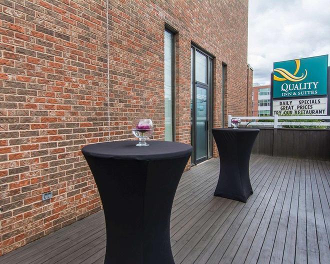 Quality Inn & Suites Downtown - Charlottetown (Prince Edward Island) - Balcony