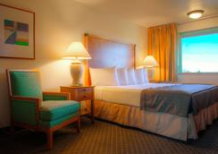 Olympic View Inn - Sequim - Schlafzimmer