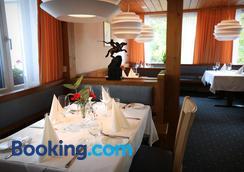 Hotel Falknerei Galina - Triesenberg - Restaurant