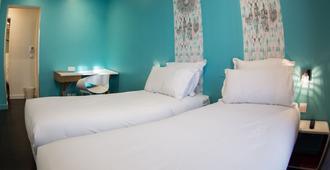 Le Glam's Hotel - פריז - חדר שינה