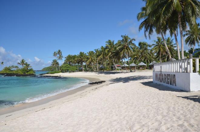 Matareva Beach Fales - Matautu (Upolu) - Beach