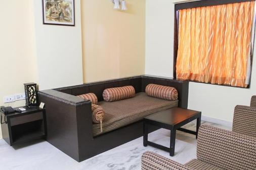 Hotel Arya International - Kolkata - Living room