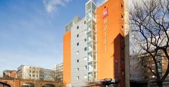 Ibis Manchester Centre Princess Street - Manchester - Building