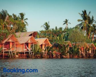 Eden Eco Village - Kampot - Rakennus