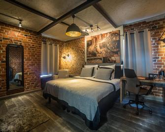 Hotelli-Ravintola Alma - Seinäjoki - Bedroom