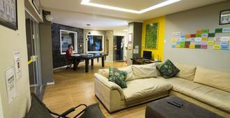 The Hostel Rio de Janeiro - Rio de Janeiro - Living room