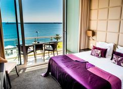 فندق أتلانتيدا مار - برايا دا فيكتوريا - غرفة نوم