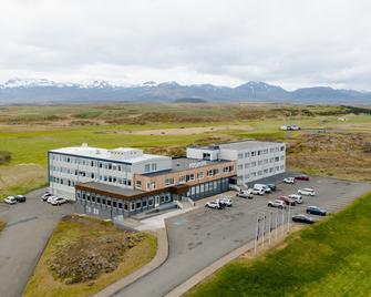 Fosshotel Stykkisholmur - Stykkisholmur - Building