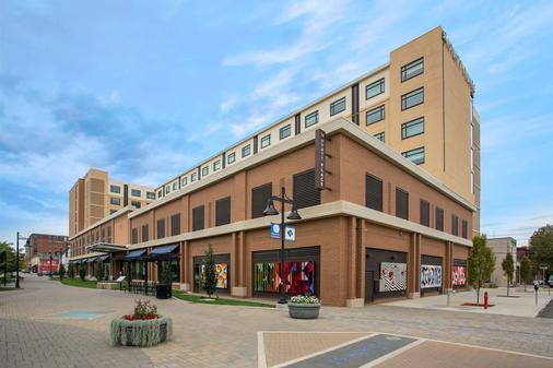 Hyatt Place Bloomington Indiana - Bloomington - Rakennus