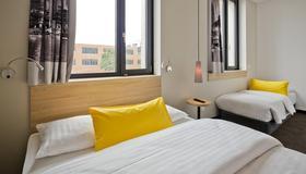 B&B Hotel München-Trudering - Munich - Bedroom