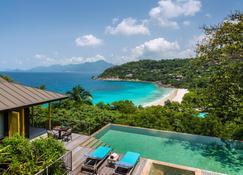 Four Seasons Resort Seychelles - Baie Lazare - Piscina