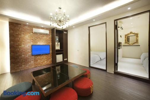 Fukun 3 Motel - Yilan City - Living room