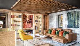 Château D'ouchy - Lausana - Sala de estar