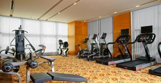 Holiday Inn Xi'an Greenland Century City - Xi'an - Gym