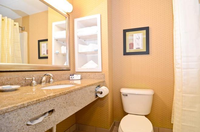 Best Western Windsor Inn & Suites - Danville - Bad