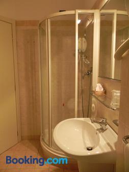 Hotel Il Saraceno - Riomaggiore - Phòng tắm