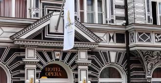 Hotel Opera - Munich - Toà nhà