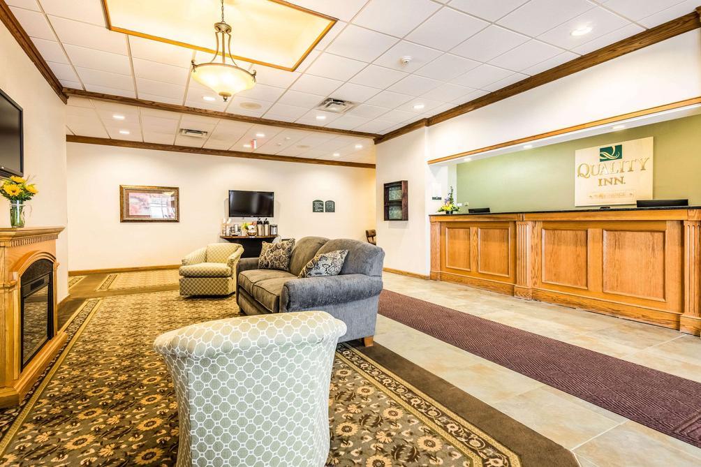 Quality Inn near Finger Lakes and Seneca Falls $66 ($̶1̶2̶4̶