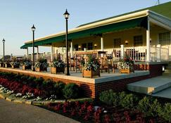 French Lick Springs Hotel - French Lick - Gebouw